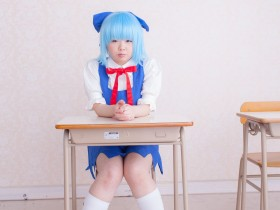 Mana(まな) 《Touhou Project》Cirno [@factory] 写真集
